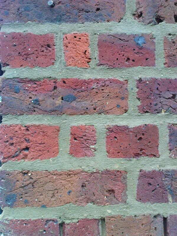 Repointing Bricks London